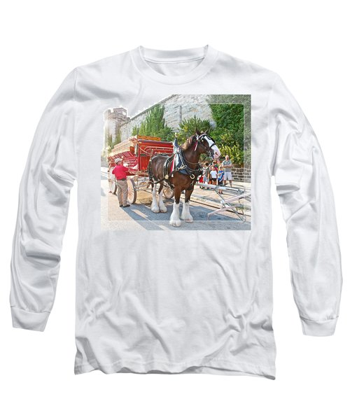 Getting Hitched Long Sleeve T-Shirt