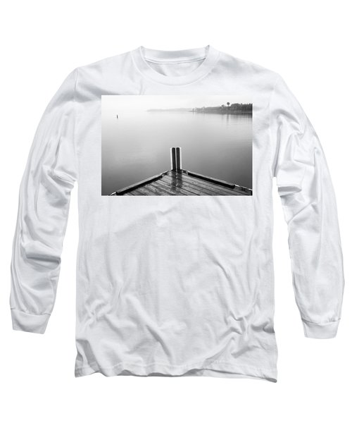 Ghost Long Sleeve T-Shirt by Brian Duram
