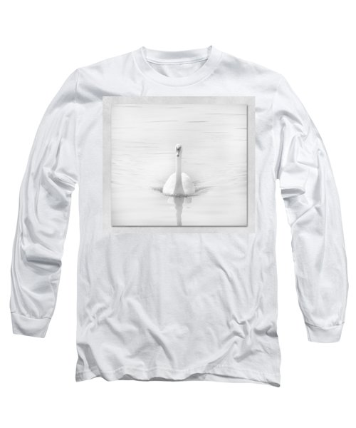 Ghostly White Long Sleeve T-Shirt