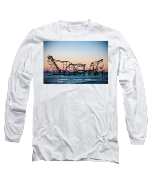 Giant Of The Sea Long Sleeve T-Shirt