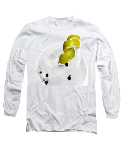 Gintonic Detail Long Sleeve T-Shirt