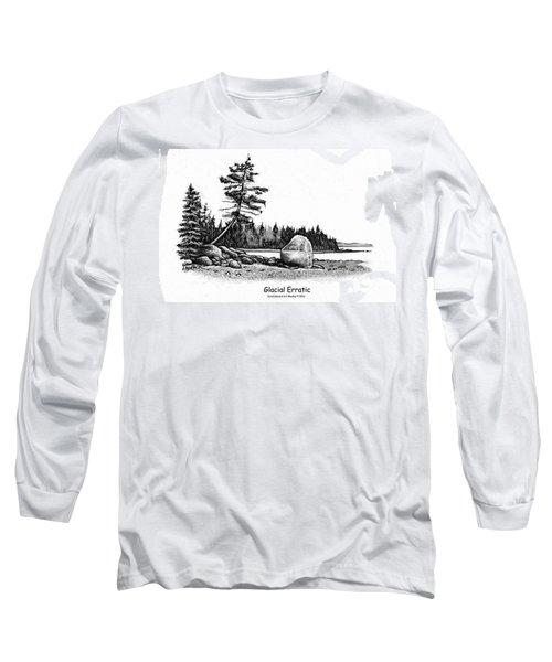 Glacial Erratic Long Sleeve T-Shirt