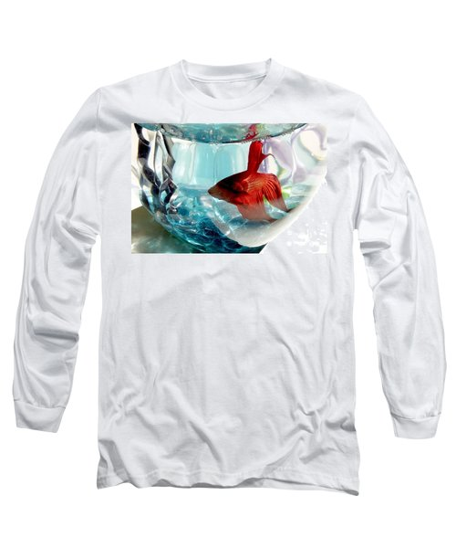 Glamor Rudy Long Sleeve T-Shirt by Valerie Reeves