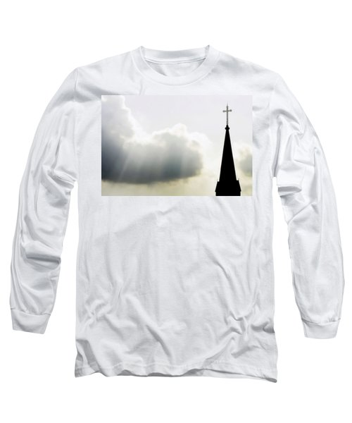 Long Sleeve T-Shirt featuring the photograph Glorious Day by Charlotte Schafer