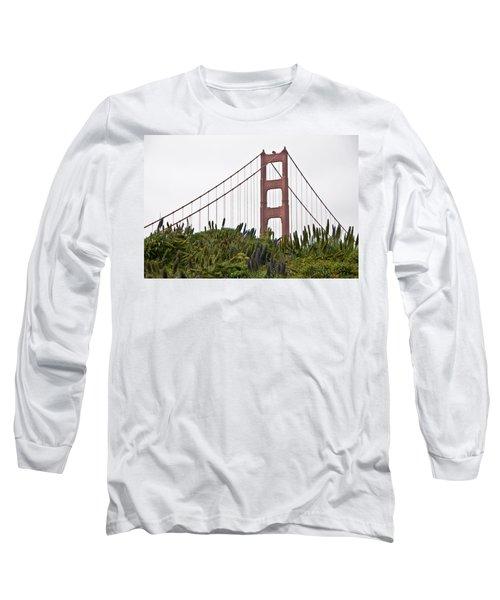 Golden Gate Bridge 1 Long Sleeve T-Shirt
