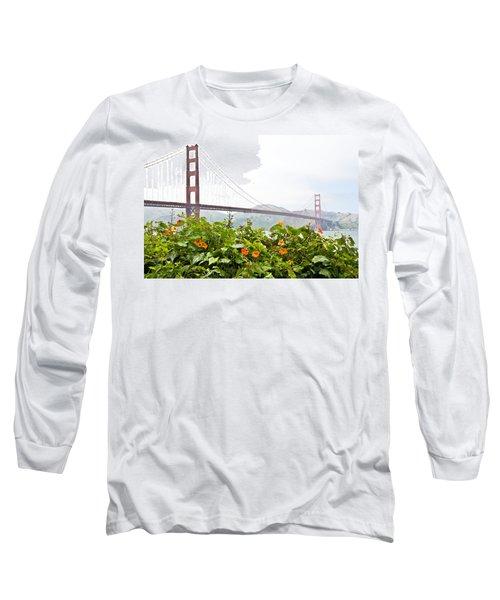 Golden Gate Bridge 2 Long Sleeve T-Shirt
