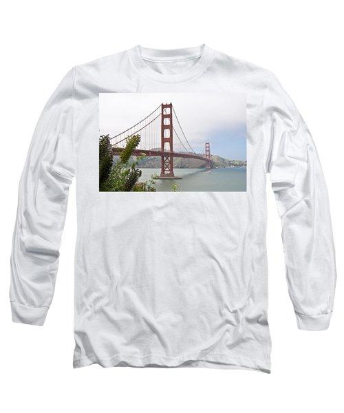 Golden Gate Bridge 3 Long Sleeve T-Shirt