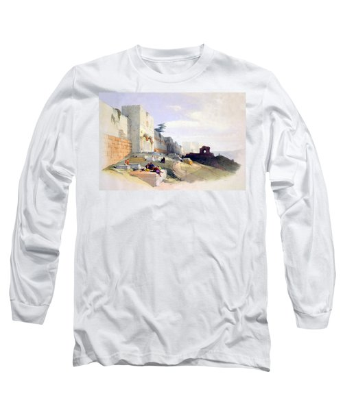 Golden Gate Of The Temple Long Sleeve T-Shirt