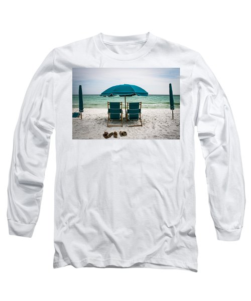 Gone Swimming Long Sleeve T-Shirt