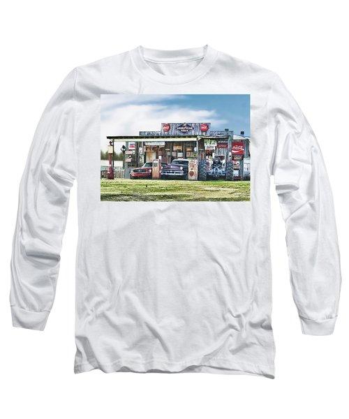 Good Times Not Forgotten Long Sleeve T-Shirt
