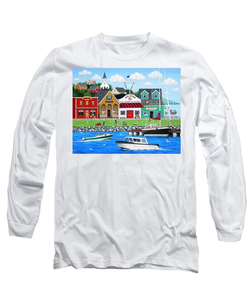 Goodies By The Sea Long Sleeve T-Shirt