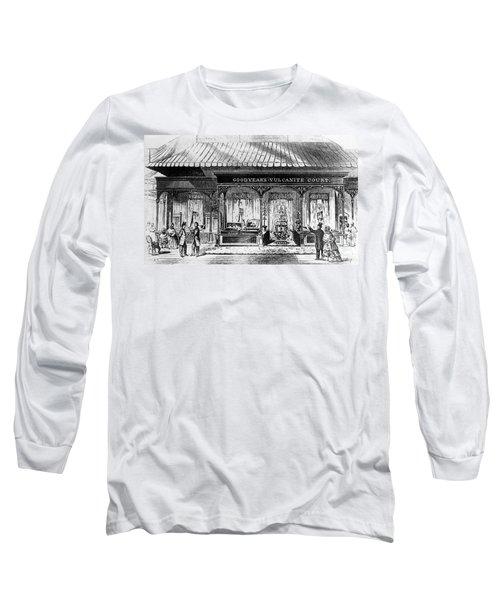 Goodyear Rubber Exhibit Long Sleeve T-Shirt
