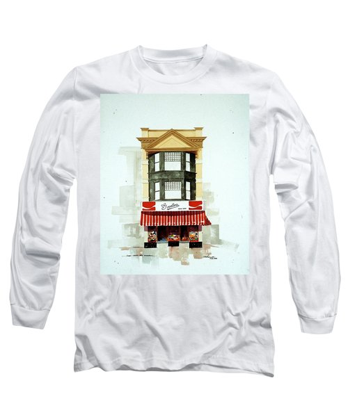 Govatos' Candy Store Long Sleeve T-Shirt