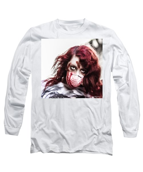 Grab And Destroy Long Sleeve T-Shirt