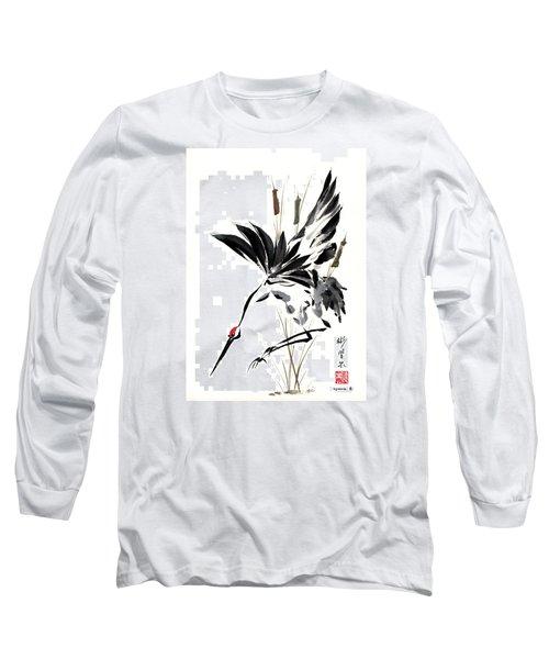 Grace Of Descent Long Sleeve T-Shirt