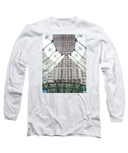 Grand Arche  Long Sleeve T-Shirt