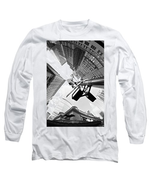 Grand Central America Long Sleeve T-Shirt