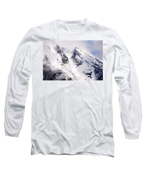 Grand Teton Glacier Long Sleeve T-Shirt