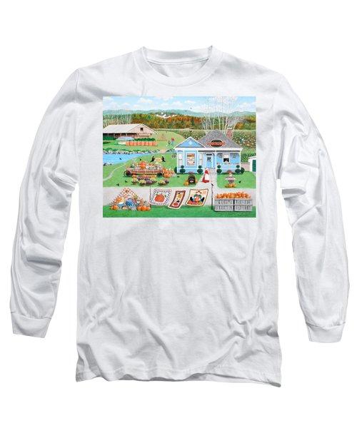Grandma's Baked Delights Long Sleeve T-Shirt