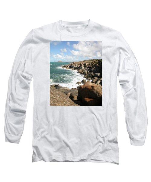 Granite Island Long Sleeve T-Shirt