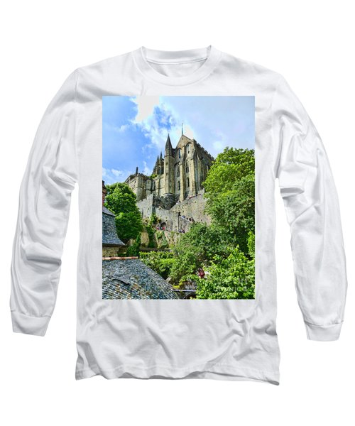 Great Day At The Mont Long Sleeve T-Shirt