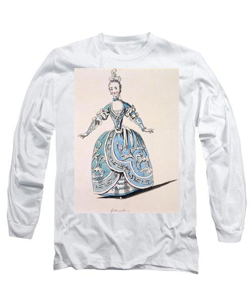 Greek Costume For The Chorus Long Sleeve T-Shirt