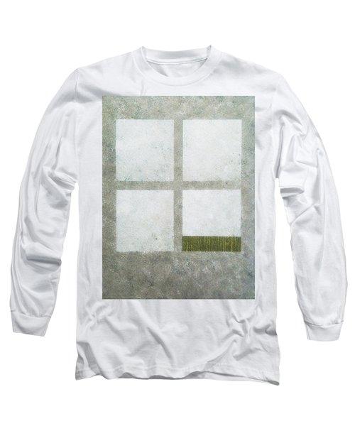 Green Painting 1 Long Sleeve T-Shirt