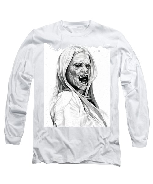Grimm Hexenbiest Long Sleeve T-Shirt by Fred Larucci