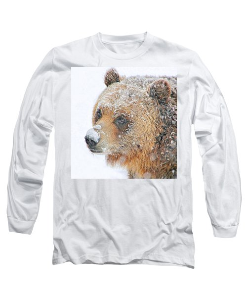 Grizzly Frost Long Sleeve T-Shirt