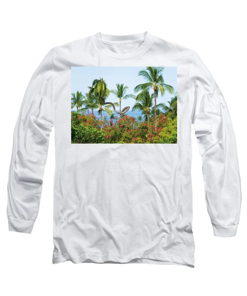 Grow Your Own Way Long Sleeve T-Shirt by Denise Bird