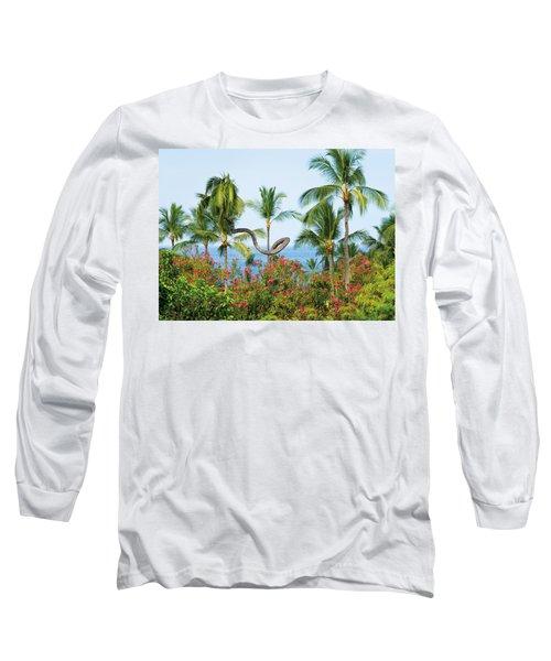 Grow Your Own Way Long Sleeve T-Shirt