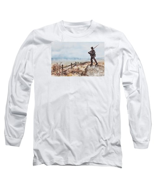 Guardian Of The Fields Long Sleeve T-Shirt