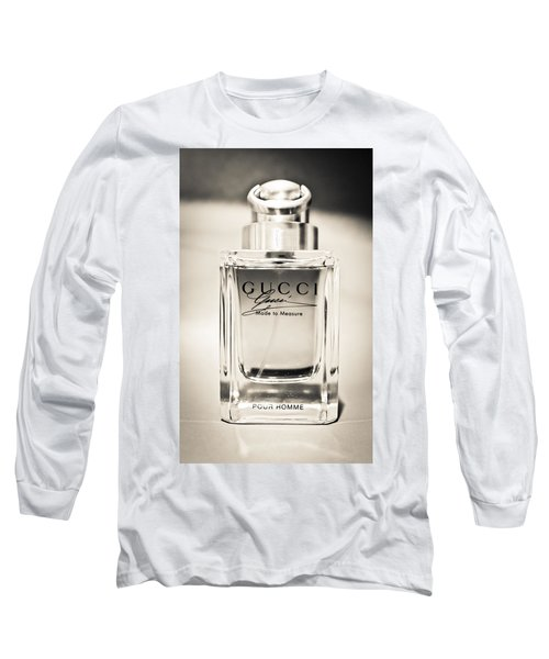 Gucci Made To Measure  Long Sleeve T-Shirt by Aaron Berg
