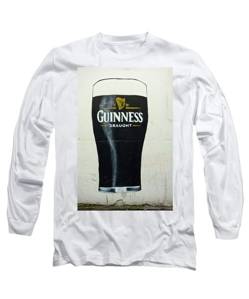 Guinness - The Perfect Pint Long Sleeve T-Shirt