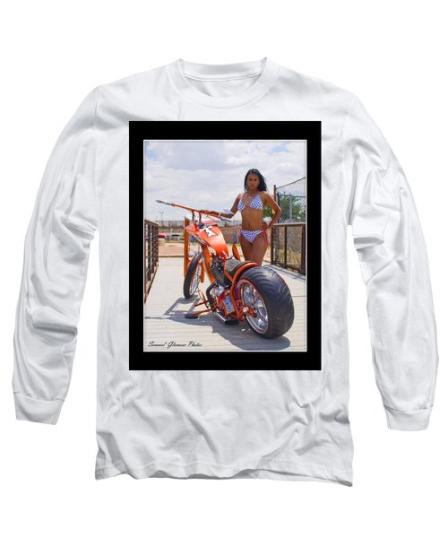 H-d_d1 Long Sleeve T-Shirt
