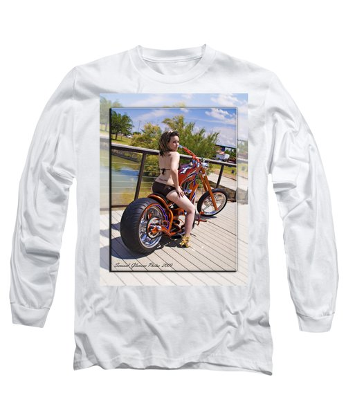 H-d_d2 Long Sleeve T-Shirt