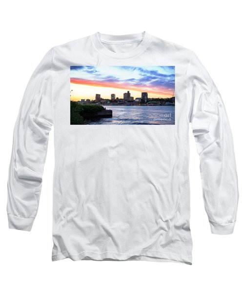 Hamburg Riverside Long Sleeve T-Shirt