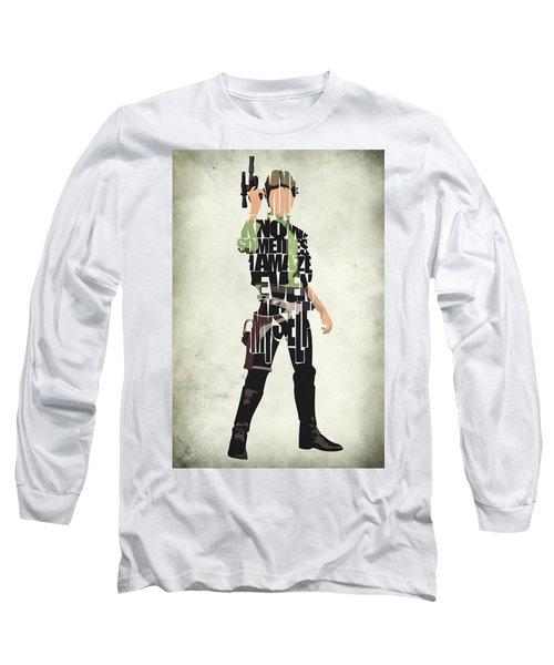 Han Solo Vol 2 - Star Wars Long Sleeve T-Shirt