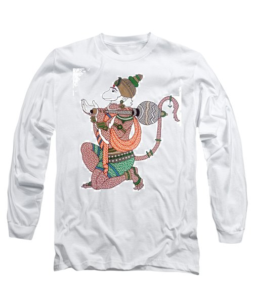 Hanuman Long Sleeve T-Shirt