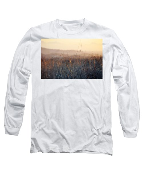 Long Sleeve T-Shirt featuring the photograph Happy Camp Canyon Magic Hour by Kyle Hanson