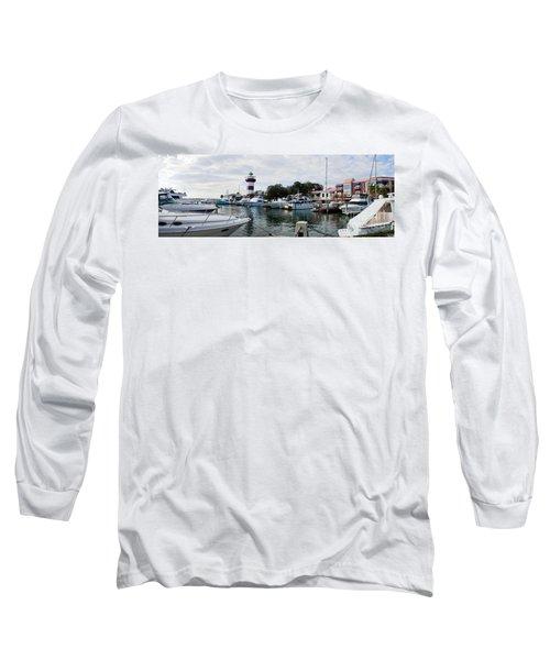 Harbourtown Harbor Long Sleeve T-Shirt