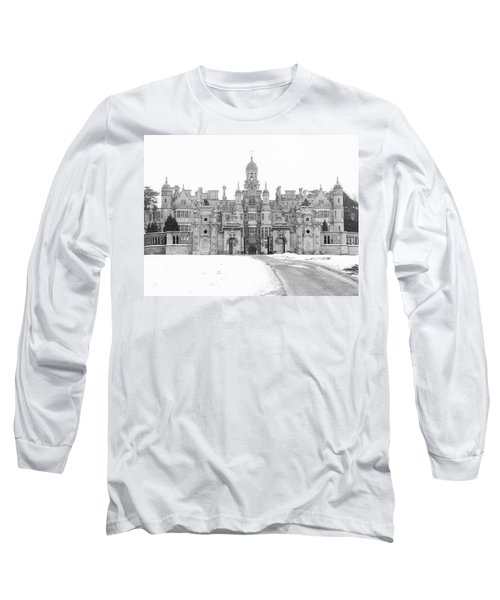 Harlaxton Manor Long Sleeve T-Shirt