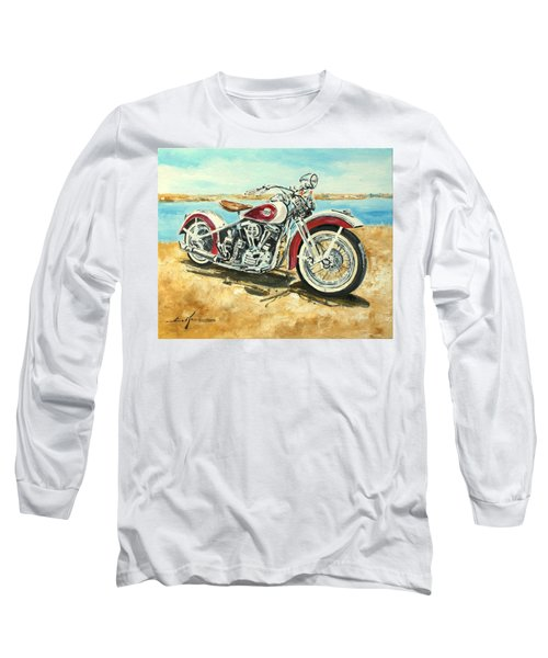 Harley Davidson 1960 Long Sleeve T-Shirt