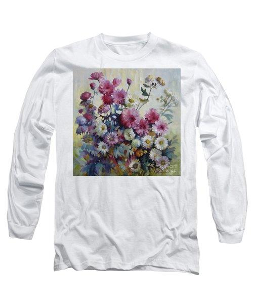 Harmonies Of Autumn Long Sleeve T-Shirt