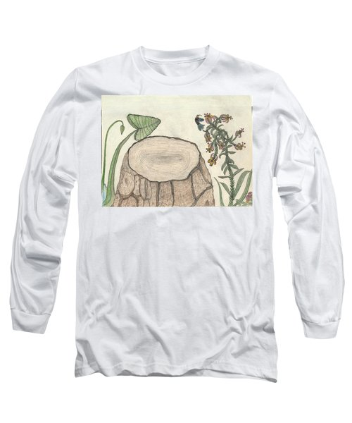 Harvested Beauty Long Sleeve T-Shirt