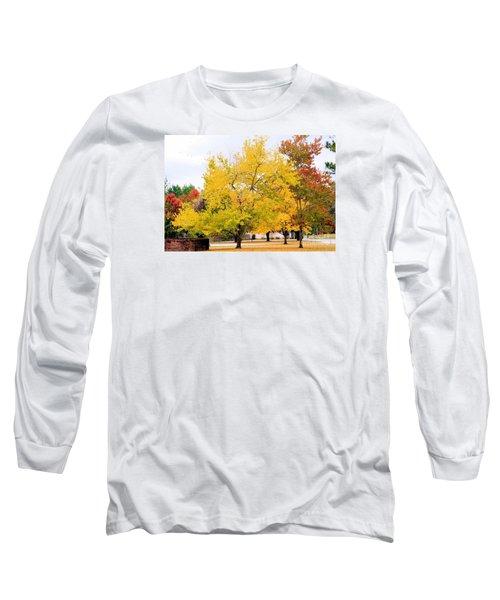 Havana Landscape Long Sleeve T-Shirt