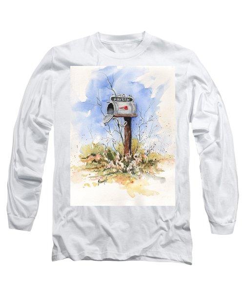 Havlik's Mailbox Long Sleeve T-Shirt