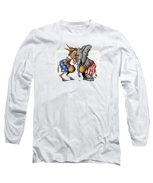 Head To Head Long Sleeve T-Shirt