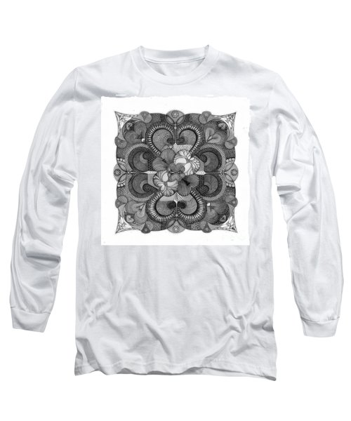 Heart To Heart Long Sleeve T-Shirt