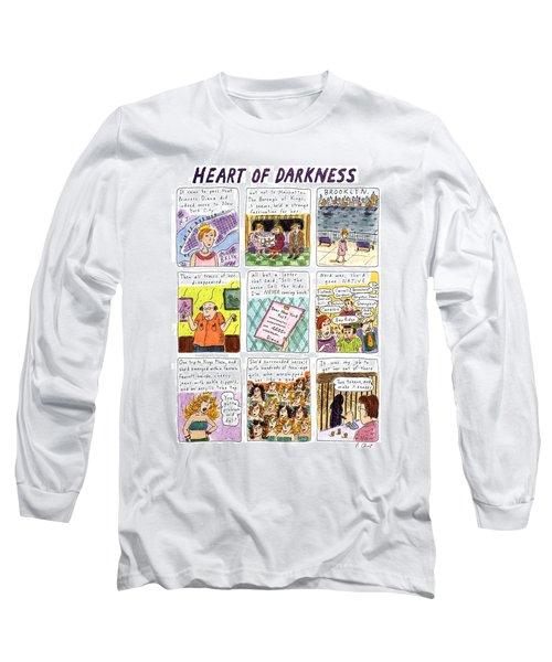 Heart Of Darkness Long Sleeve T-Shirt